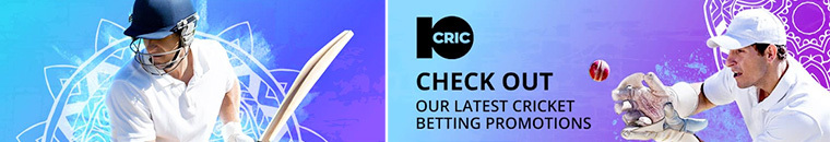 betting promotions at 10cric cricket